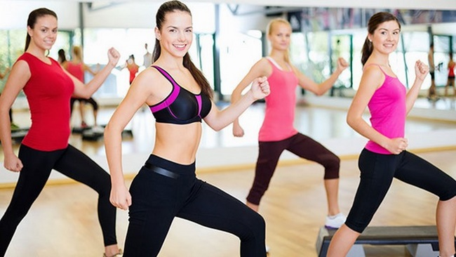 Bài tập aerobic giảm mỡ bụng dưới hiệu quả