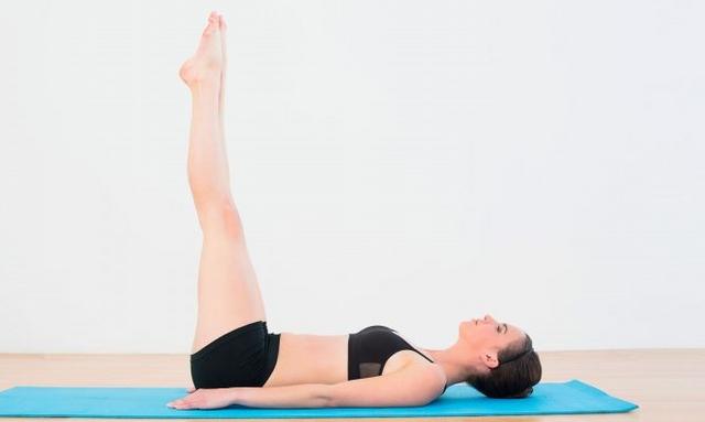 yoga giảm mỡ bụng siêu nhanh