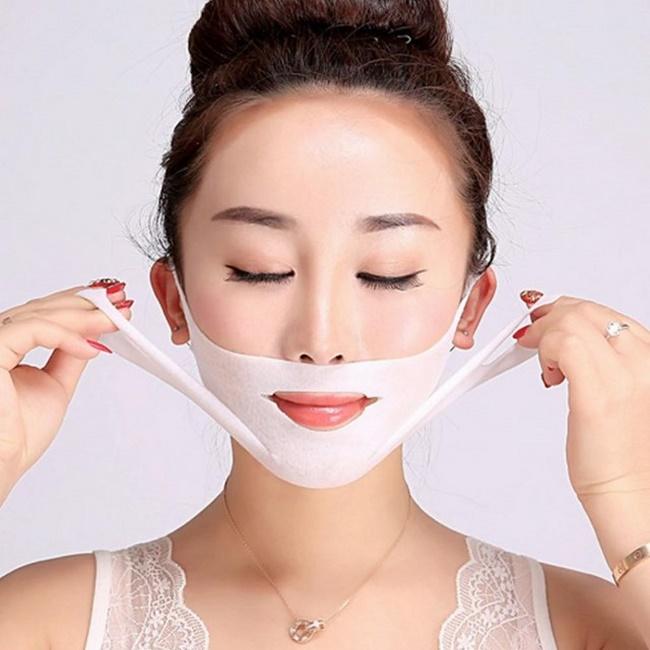 Mặt nạ nâng cơ vừa làm giảm mỡ mặt hiệu quả, cho làn da căng mịn, săn chắc
