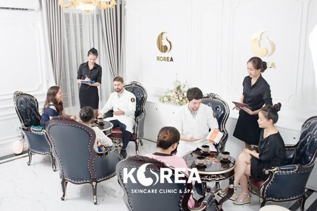 Tại sao Viện sắc đẹp Korea Spa & Clinic được nhiều phụ nữ tin tưởng?