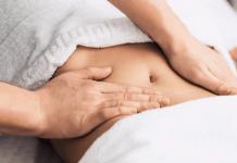 massage giảm mỡ bụng
