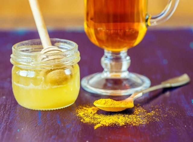mật ong giảm mỡ bụng