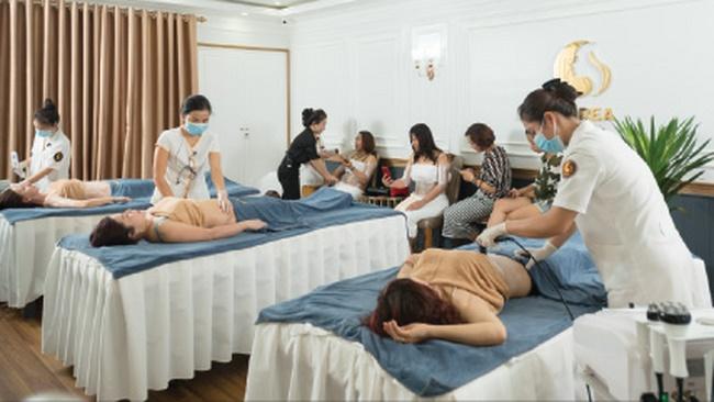 100% đội ngũ bác sĩ, chuyên gia tại Korea spa & Clinic đều được cấp giấy phép hoạt động