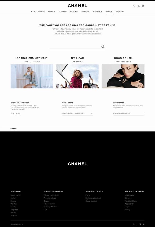 Thương hiệu thời trang nổi tiếng Chanel