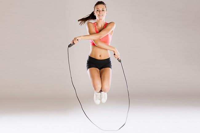 6 kiểu nhảy dây bạn có thể thực hiện giúp cải thiện cân nặng đáng kể