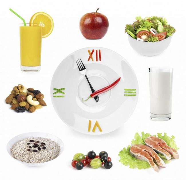 Ăn đúng giờ là cách để cơ thể tăng cường trao đổi chất, và đốt cháy chất béo tốt