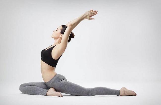Bài tập Yoga giảm cân sau sinh, cải thiện tinh thần tốt