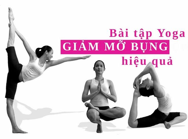Bài tập yoga giảm mỡ bụng tại nhà hiệu quả