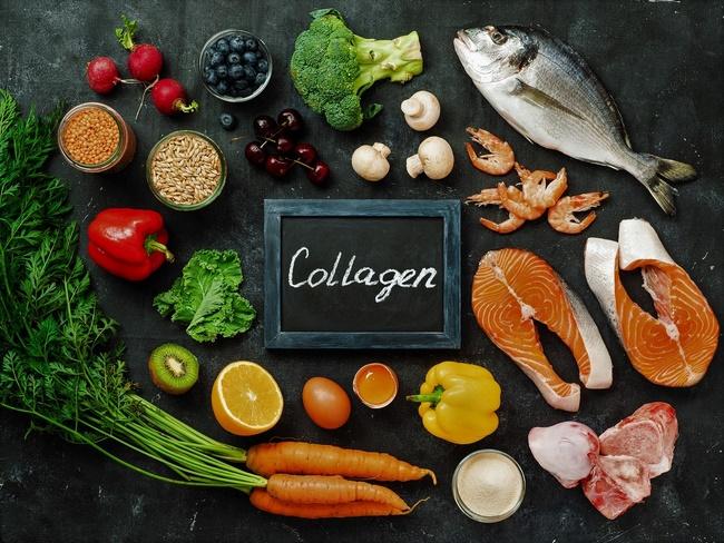 Bổ sung thực phẩm chứa nhiều thành phần Collagen