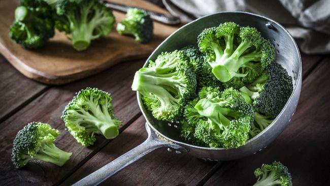 Bông cải xanh giàu chất dinh dưỡng rất tốt cho sức khỏe