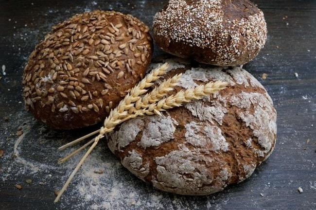 Giảm 6kg trong 1 tuần chỉ với bánh mì đen giảm cân