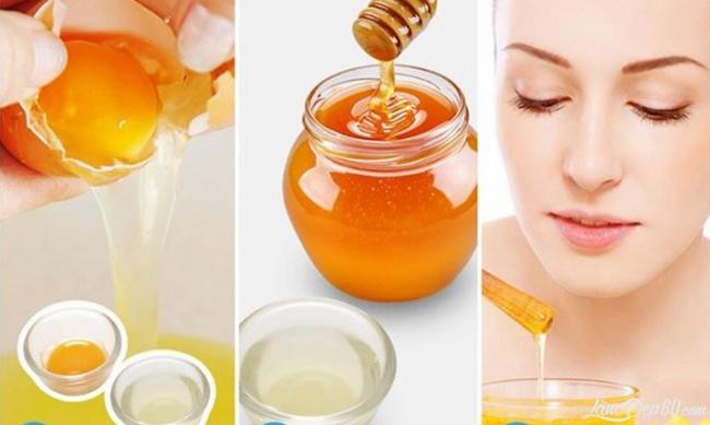 Cách làm trắng da bằng trứng gà và mật ong cho chị em tự tin đón tết Nguyên đán 2021
