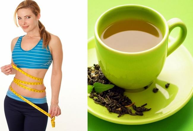 Cách uống trà xanh giảm cân hiệu quả nhanh chóng