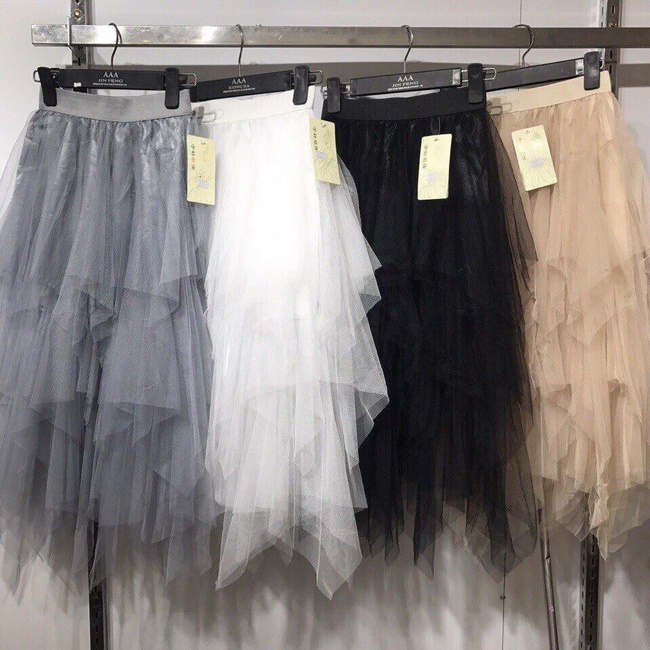 Chân váy tutu là kiểu dáng phổ biến và đặc trưng hiện nay