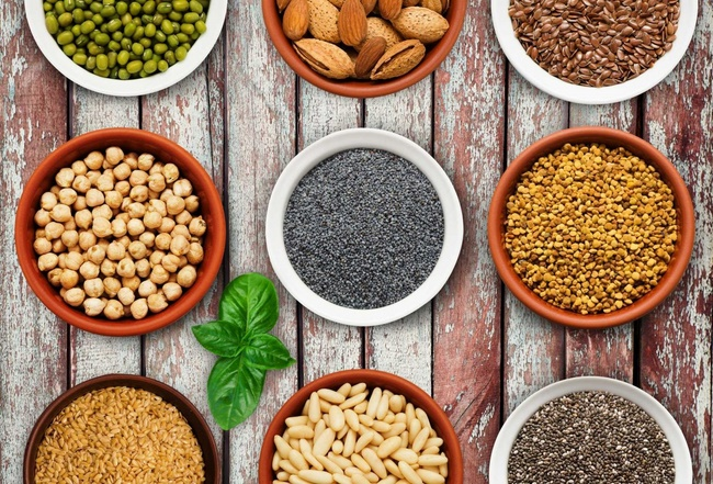 Chỉ nên chọn loại ngũ cốc chứa ít calo và chất xơ