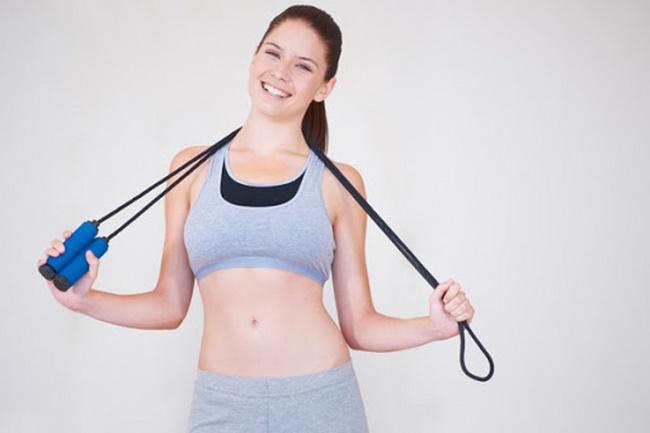 Chọn dây nhảy thích hợp tạo điều kiện thuận lợi trong suốt thời gian áp dụng