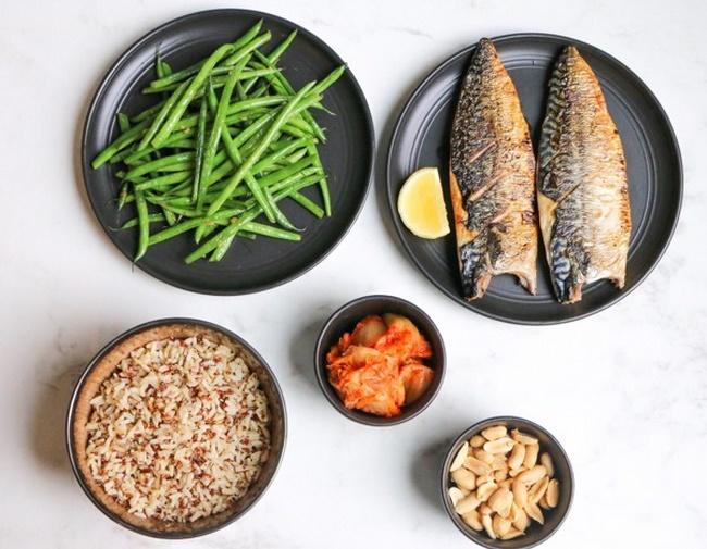 Thực đơn tăng cơ giảm mỡ Eat Clean