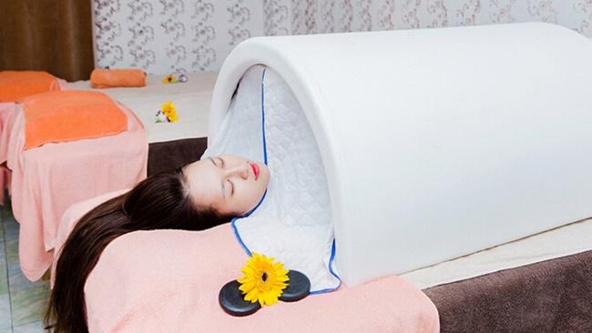 Chất lượng dịch vụ ở Kay Spa có tốt không? - Công nghệ tắm trắng Collagen White Plus cho làn da sáng mịn hiệu quả
