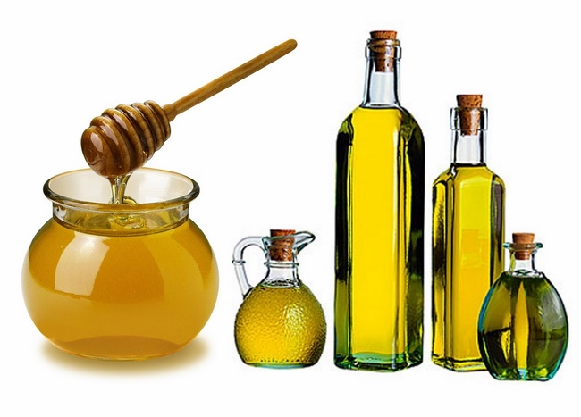 Công thức tẩy tế bào chết bằng muối và dầu oliu