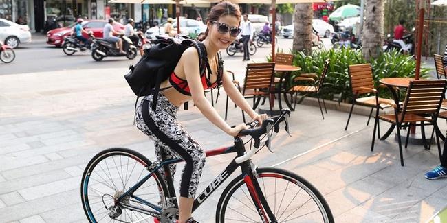 Cải thiện vòng 2 cấp tốc nhờ phương pháp đạp xe giảm mỡ bụng