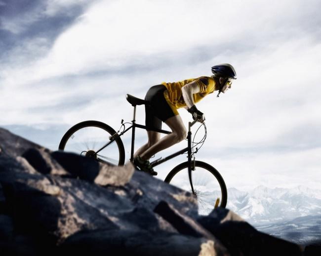 Đạp xe rất có ích cho xương khớp trở nên chắc khỏe và linh hoạt hơn