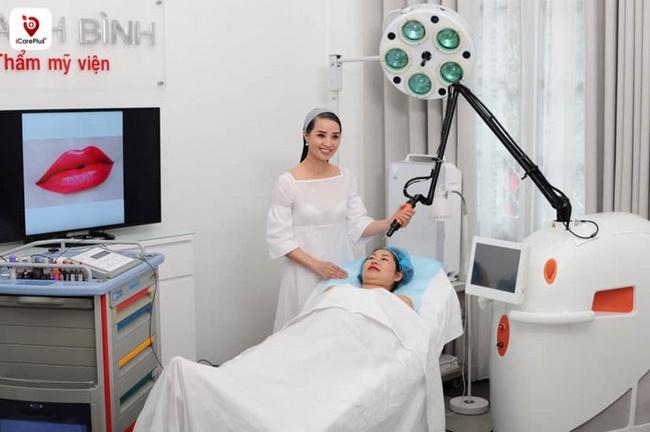 Dịch vụ chăm sóc và điều trị da chuyên sâu tại Thanh Bình