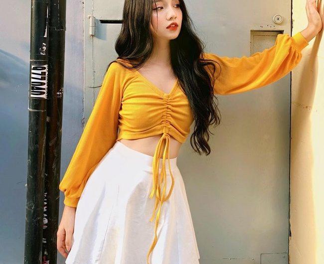 Điểm danh shop bán chân váy xòe tp Hồ Chí Minh đẹp và rẻ nhất hiện nay