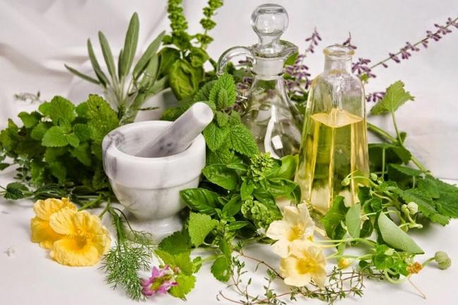 Giảm mỡ bụng tại nhà với thảo dược thiên nhiên