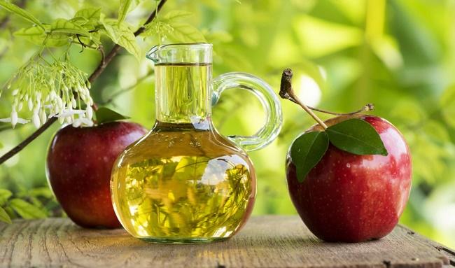 Giấm táo giảm cân rất được ưa chuộng tại Châu Âu