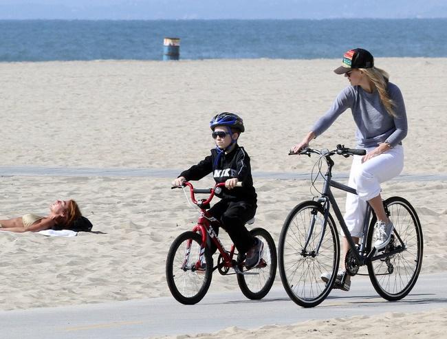 Khi thấy mệt nên để thời gian nghỉ ngơi thả lỏng, đạp xe nhẹ nhàng để lấy lại sức