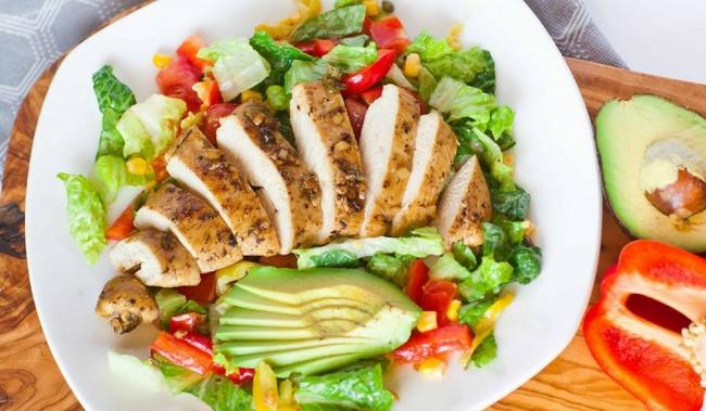 Làm salad cà chua để giảm cân và làm đẹp da