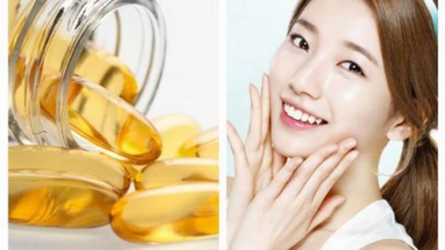 Vitamin E cho làn da đẹp hoàn hảo