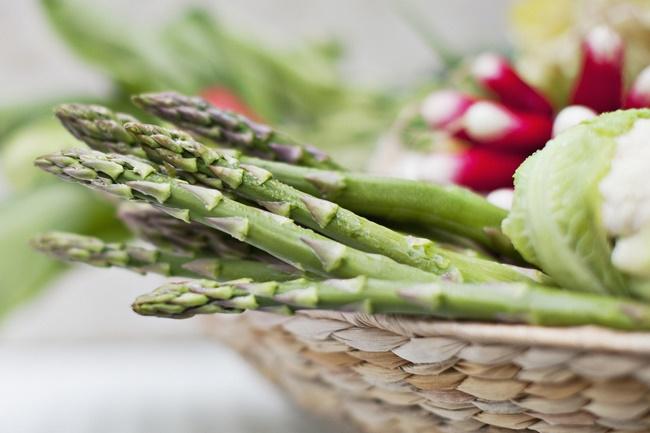 Măng tây chứa nhiều dinh dưỡng nhưng không chứa chất béo và cholesterol