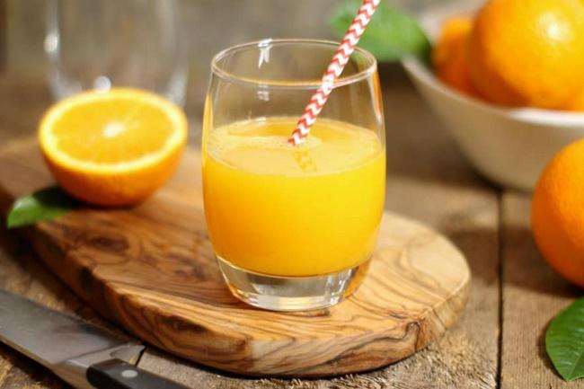 Mặt nạ sữa chua với nước cam tăng khả năng làm giảm các nhược điểm da