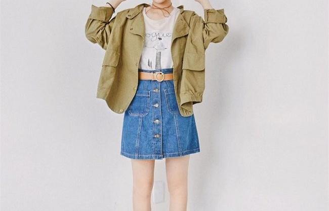May-Boutique là địa chỉ bán chân váy Jean đẹp tại Hà Nội luôn làm các quý cô hài lòng với thiết kế độc và lạ