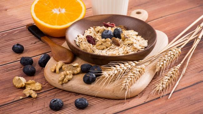 Một số loại ngũ cốc nên ăn trong quá trình giảm cân