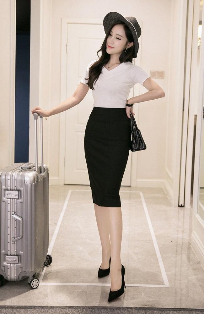 Nguyên tắc chọn chân váy tuổi trung niên cho quý cô trở nên tự tin hơn