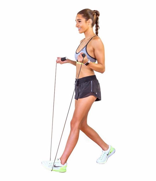 Nhảy dây giảm cân được không?