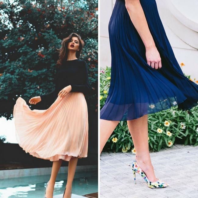 Những lưu ý khi chọn váy cho người thấp và chân to