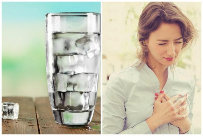 Những lưu ý khi giảm cân bằng nước đá