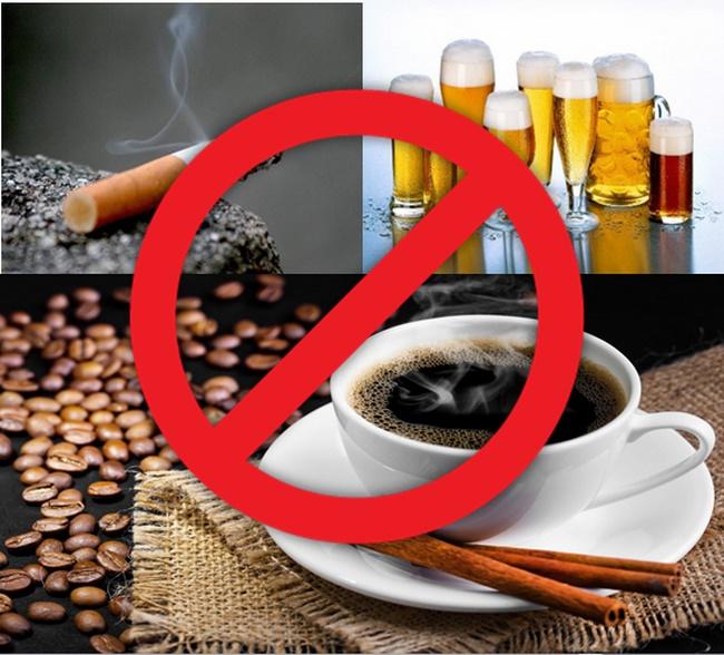 Những thực phẩm cần tránh sử dụng trong quá trình giảm cân