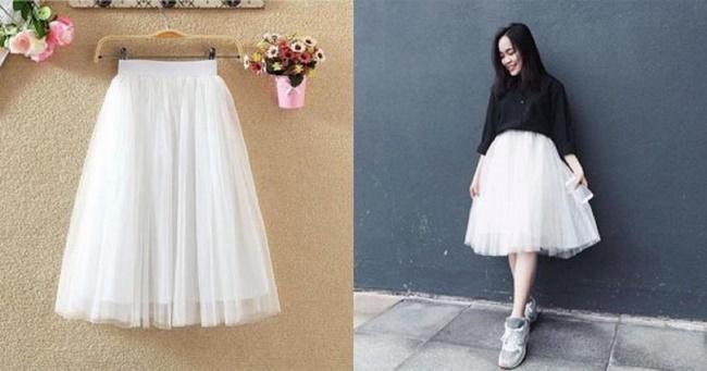 Những xu hướng chân váy công chúa được ưa chuộng nhất hiện nay