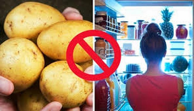 Sai lầm thường gặp khi sử dụng khoai tây