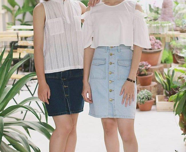 Điểm danh những địa chỉ bán chân váy Jean đẹp và sành điệu tại Hà Nội
