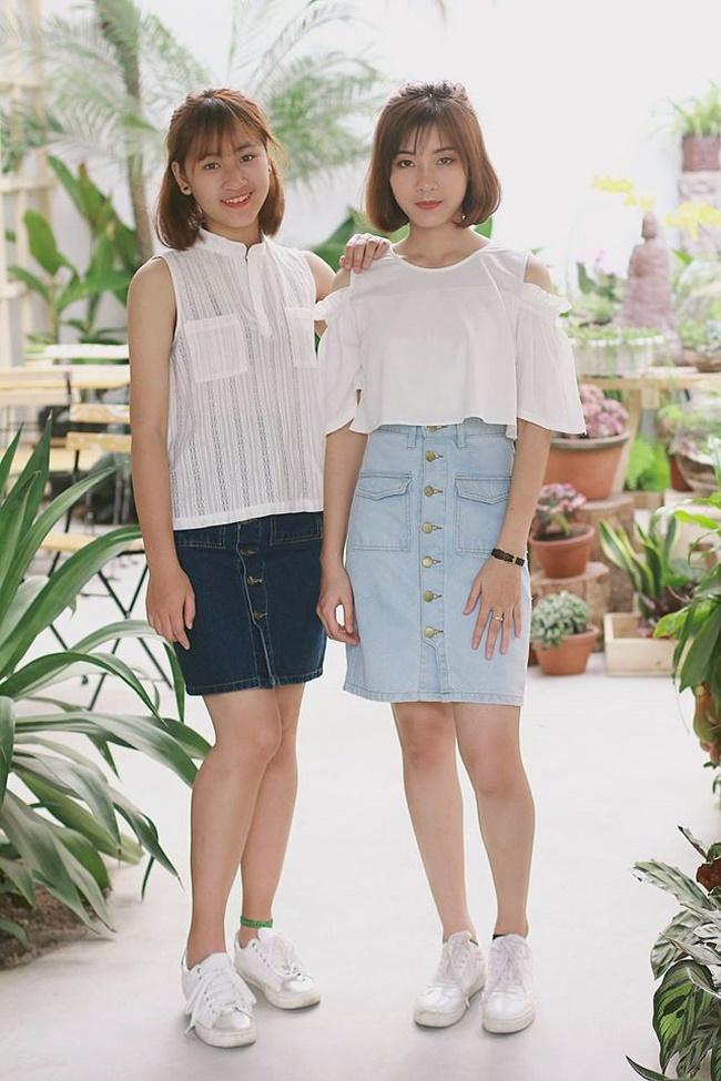 Shop Eck Store chuyên bán những quần jean, chân váy jean tôn vóc dáng