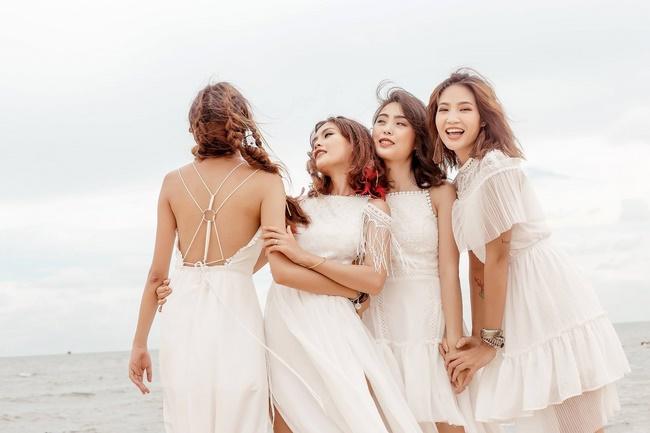 Shop đầm maxi đi biển nổi tiếng tại Hà Nội và Sài Gòn