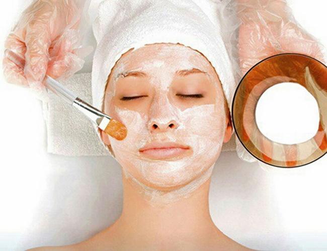 Làm sạch da hoàn hảo với cách tẩy tế bào chết bằng sữa chua