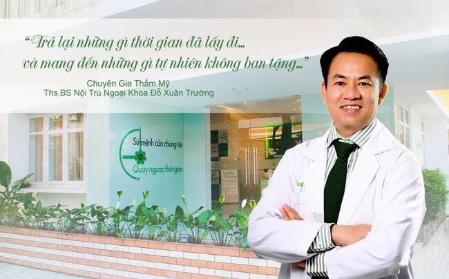 Thẩm mỹ viện Xuân Trường do bác sĩ Nguyễn Xuân Trường điều hành chính