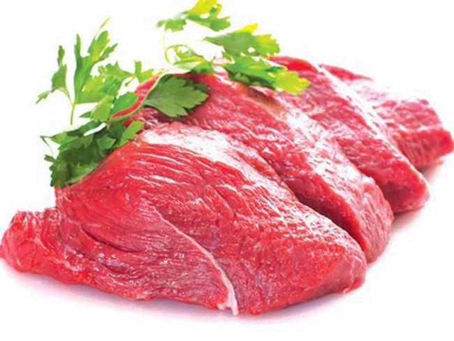 Thịt bò cung cấp nguồn năng lượng dồi dào cho cơ thể