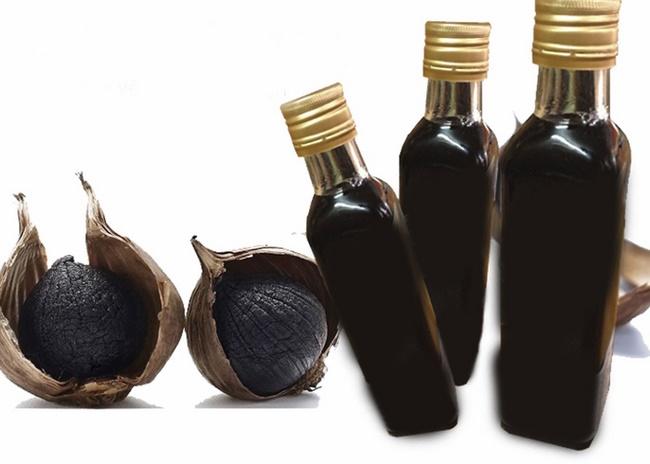 Tỏi đen ngâm rượu giảm mỡ máu và phòng một số bệnh